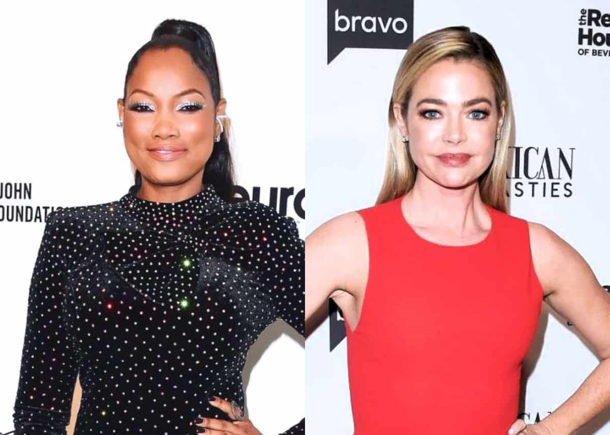 Garcelle Beauvais Shares Update on Friendship With Denise Richards After RHOBH Exit as the Ladies Seemingly Gossip About New Season