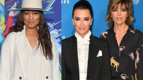 """'RHOBH' Garcelle Beauvais Shares Updates on Friendships With Lisa Rinna and Kyle Richards, Talks Erika Jayne Drama and Teases """"Conversations About Race,"""" Plus Live Viewing Thread"""