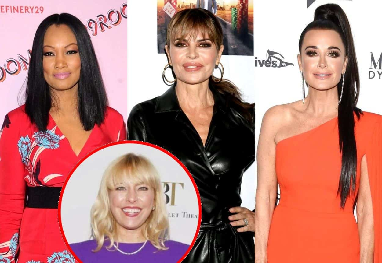 """RHOBH's Garcelle Beauvais Slams Lisa Rinna as """"Conniving"""" and Labels Kyle as """"Loyal"""", Plus Reveals Who Needs to Take a Season Off and Applauds Sutton Stracke for Being """"Genuine"""""""