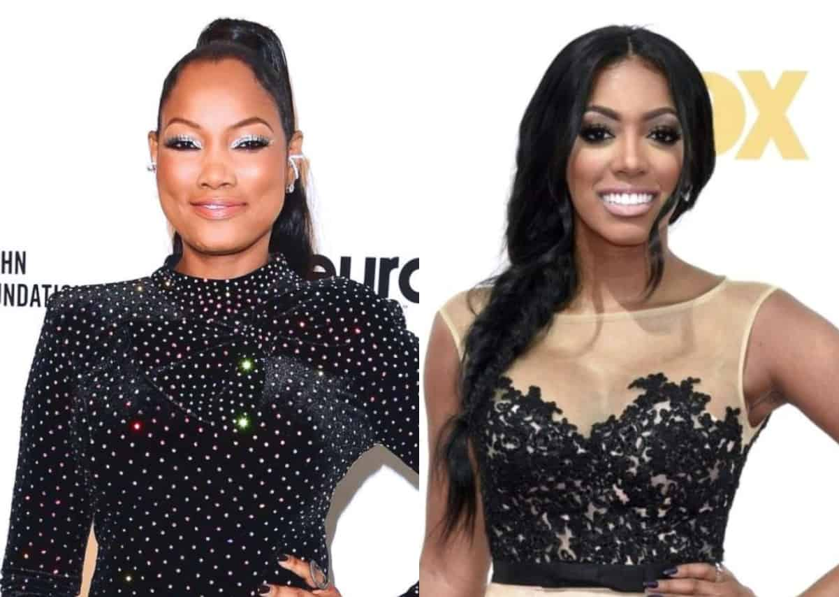 """RHOBH Star Garcelle Beauvais Questions if Porsha Williams' Engagement to Simon Guobadia is for RHOA """"Storyline"""" and Shades Timeline of Relationship"""