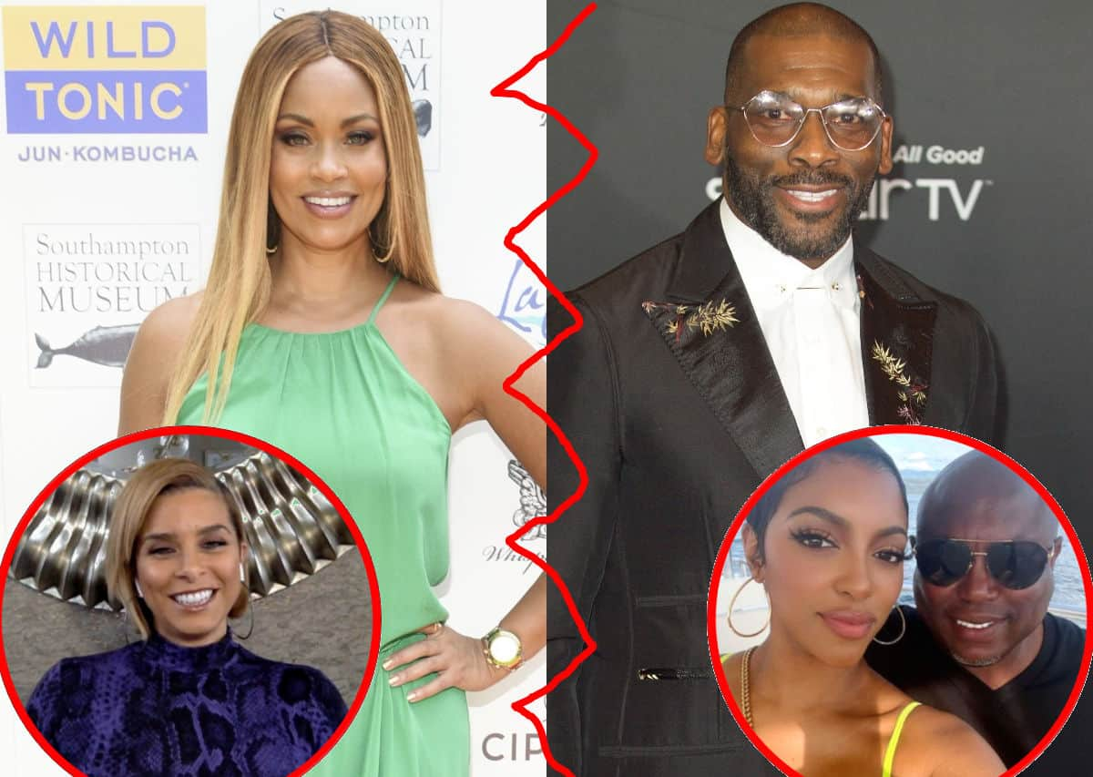 RHOP's Gizelle Bryant Confirms Split From Jamal Bryant, Explains Why She Unfollowed Wendy Osefo as She and Robyn Dixon Weigh In On Porsha Williams' Engagement to Simon Guobadia