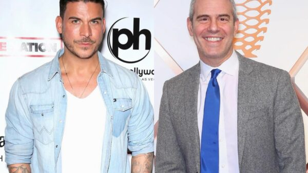 Jax Taylor Shares the Message He Got From Andy Cohen Following His Vanderpump Rules Exit