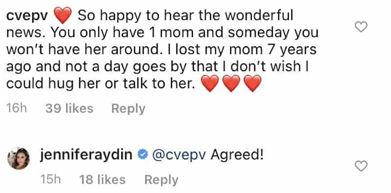 RHONJ Jennifer Aydin Agrees She Only Gets One Mom After Feud