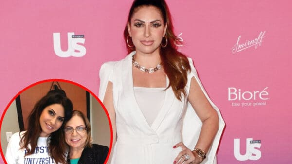 PHOTO: Jennifer Aydin Reconciles With Her Mom After Feud, Shares Update on Their Relationship and Claps Back at Critic Who Claims She Used Family for RHONJ Storyline