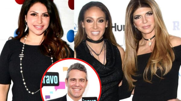 RHONJ's Jennifer Aydin Claims Teresa Giudice Didn't Want to Film Real Housewives All Stars With Melissa Gorga, Reveals Her Dream Cast for Spinoff and Discusses Feud With Andy Cohen