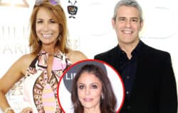 """Jill Zarin Admits Complaining to Andy Cohen About Daughter Allyson Being Left Out of WWHL Kids Special and Reveals Her """"One Regret"""" of RHONY, Plus Reveals If She and Bethenny Frankel Will Reconcile"""