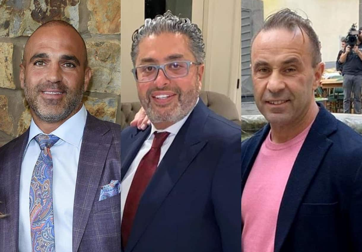 """RHONJ: Joe Gorga Slams Richie Wakile for Raising Kids to Talk Trash After """"Farm Animals"""" Diss, Accuses Joe Giudice of Ruining Their Family, And Reveals How Nieces Reacted to Feud With Teresa"""