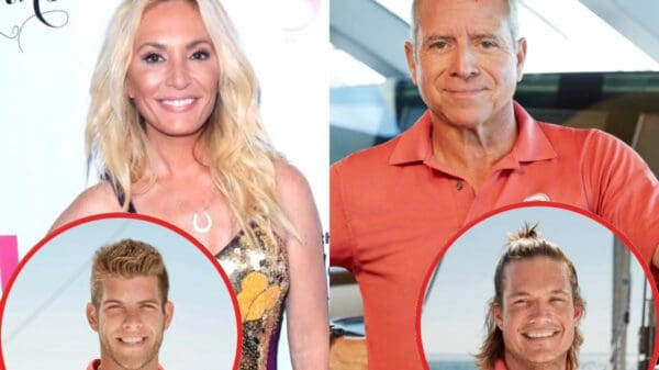 Below Deck Alum Kate Chastain Gushes Over Below Deck Sailing Yacht Crew and Captain Glenn Shephard as She Weighs in on Dani Soares' Pregnancy and Shades Jean-Luc and Gary King