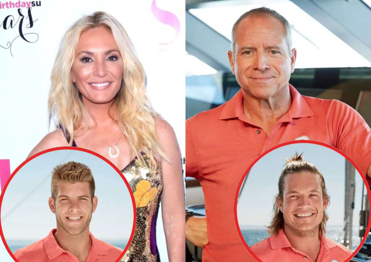 Kate Chastain Gushes Over Captain Glenn Shephard and Below Deck Sailing Yacht Crew as She Weighs in on Dani Soares' Pregnancy and Shades Jean-Luc and Gary King