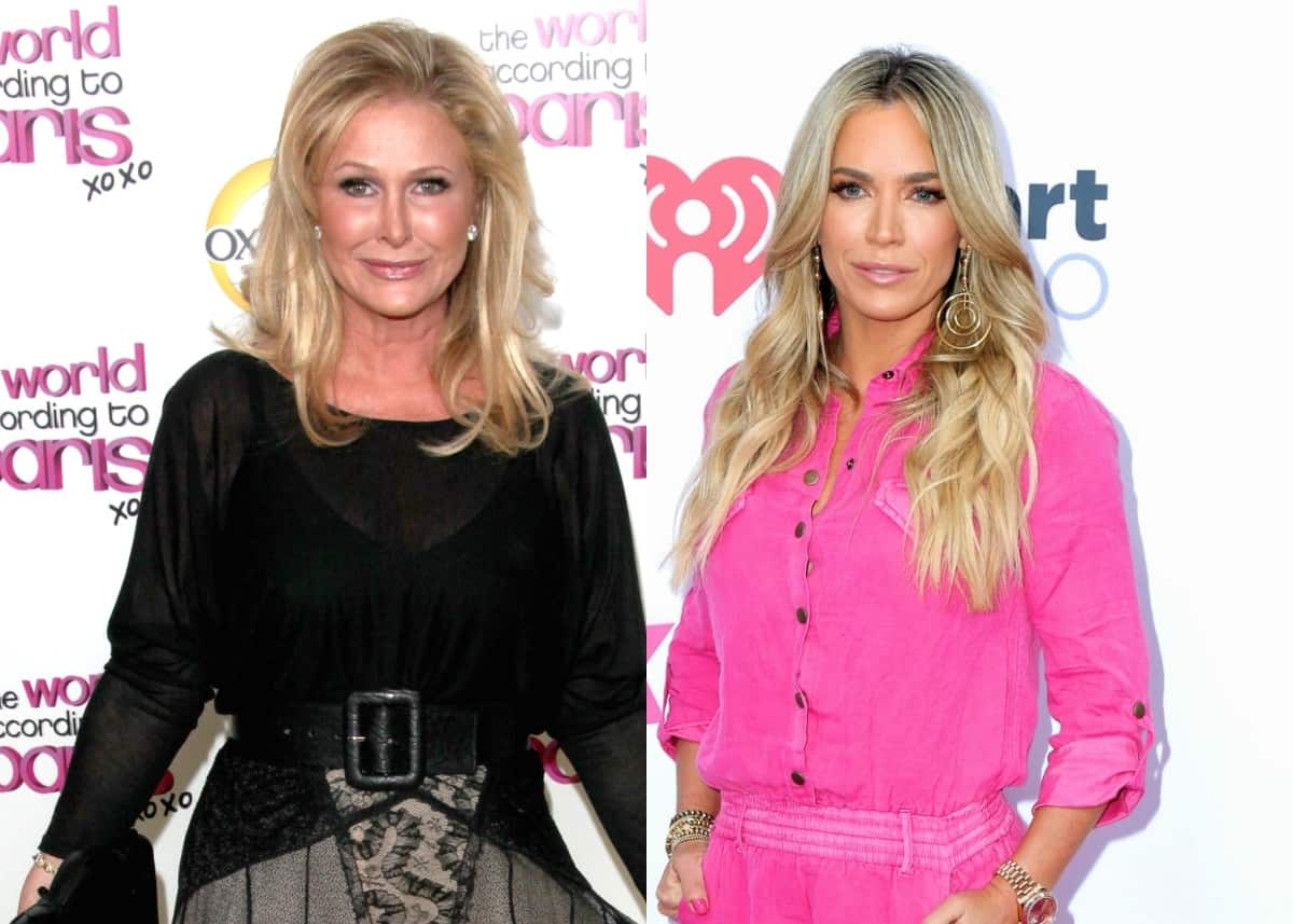 Kathy Hilton Doesn't Know Who Teddi Mellencamp is as RHOBH Star Prepares to Face Off With Former Housekeeper in Court