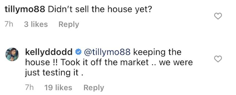 RHOC Kelly Dodd Confirms She and Rick Leventhal Are Keeping Westhamptons Beach House