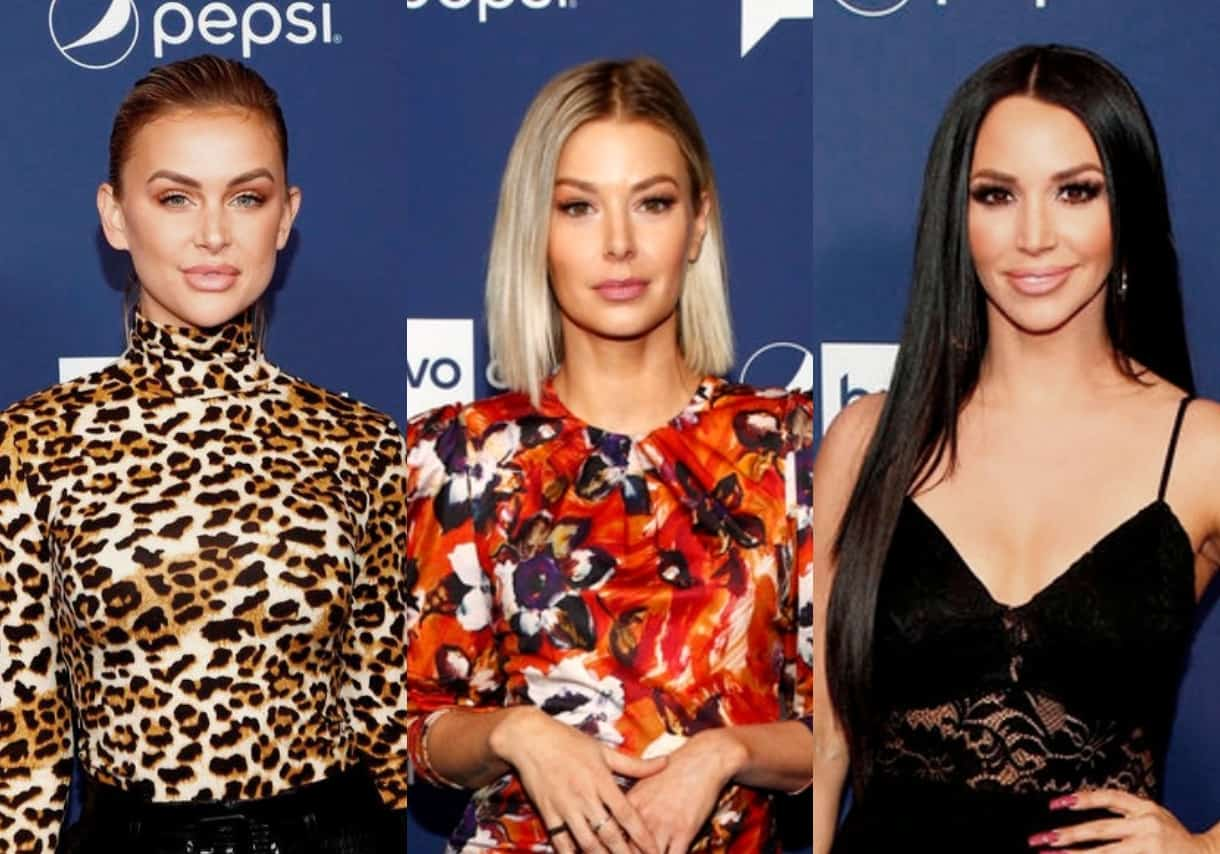 """Lala Kent Reveals Why She Unfollowed Ariana Madix and Admits She """"Doesn't Care"""" About Her, Plus Is She Ready to Come Face-to-Face With Scheana on New Vanderpump Rules Season?"""