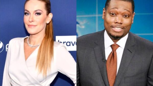 Leah McSweeney's Feud With SNL Star Michael Che Resurfaces as the Comedian Seemingly Exposed the RHONY Star