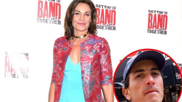 "REPORT: RHONY Star Luann de Lesseps is ""Smitten"" With New Beau Radamez Rubio Gaytan After Split From Ex Garth, Read All About Him"