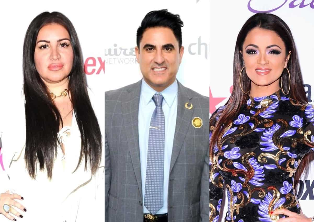 """MJ Javid Offers Updates on Friendships With Reza Farahan and Golnesa """"GG"""" Gharachedaghi as She Teases Shahs of Sunset Season 9"""