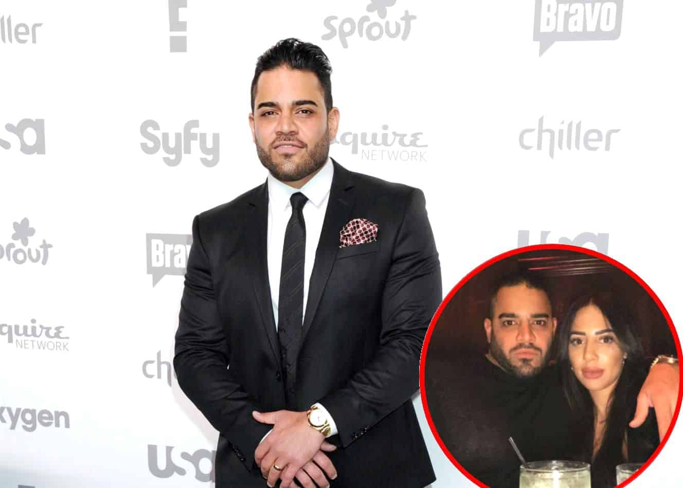 Mike Shouhed Shares Update on Relationship With Girlfriend Paulina Ben-Cohen Following Sexting Scandal and Dramatic Shahs of Sunset Premiere