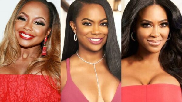 "RHOA Alum Phaedra Parks Reveals If She'll Ever Make Amends With Kandi Burruss And Reacts To Kenya Moore's Comments About ""Chummy"" Relationship With Ex-Husband Apollo Nida"