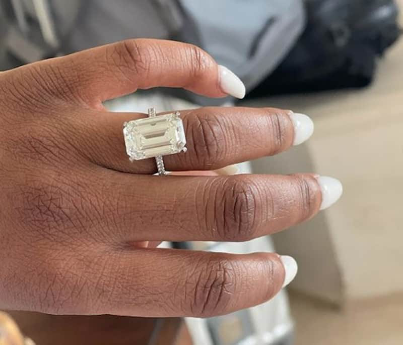 RHOA Porsha Williams Engagement Ring