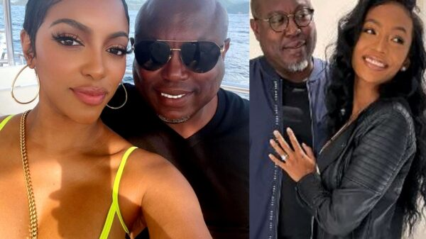 PHOTOS: Porsha Williams is Engaged to Simon Guobadia - Ex-Husband of RHOA Costar Falynn, See Her Massive Diamond Ring and Ex-Fiance Dennis's Reaction, Plus Falynn Unfollows Porsha