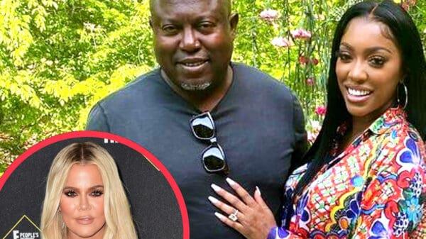 "RHOA's Porsha Williams Tells Fan to 'Kiss Her A**"" Amid Backlash Over Engagement to Simon Guobadia, Plus She Shares Quote by Khloe Kardashian"