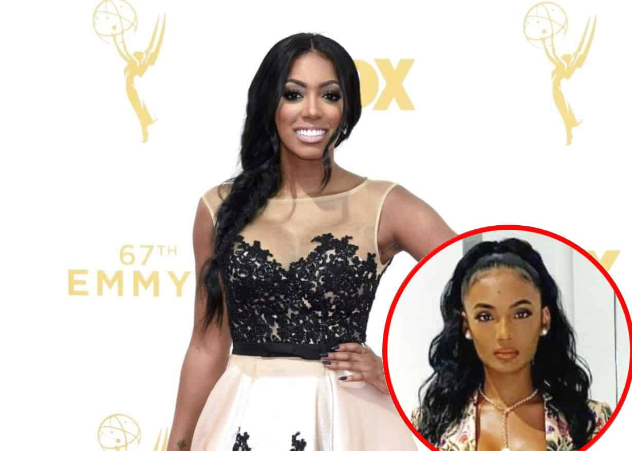 Porsha Williams To Appear in New Spinoff About Her Life Following Engagement To RHOA Costar Falynn's Ex-Husband Simon As Sources Say Porsha And Falynn Faked Friendship For Show