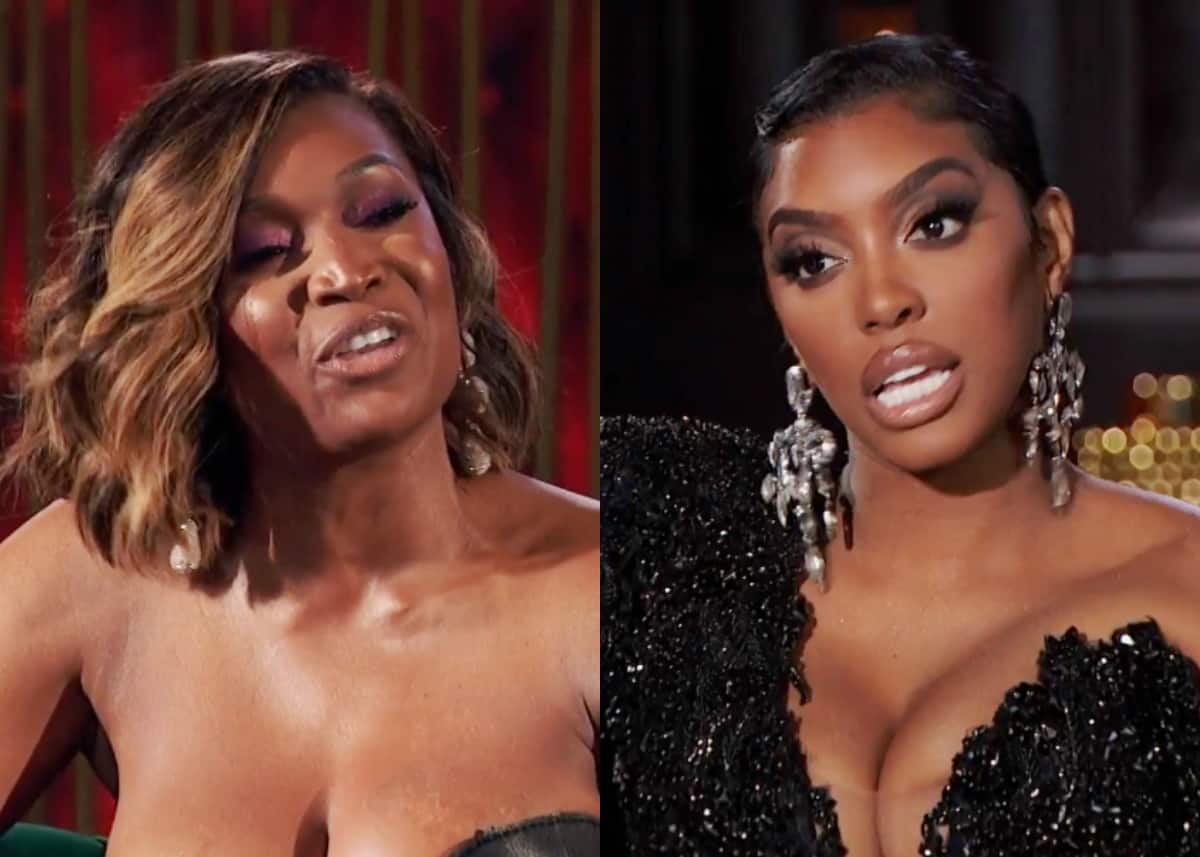 """RHOA Reunion Recap 2: Marlo Confronts Porsha Over Behavior After Bachelorette Party, Kenya Says Drew Has """"Body Issues,"""" Did Drew Cheat on Ralph With LaToya?"""