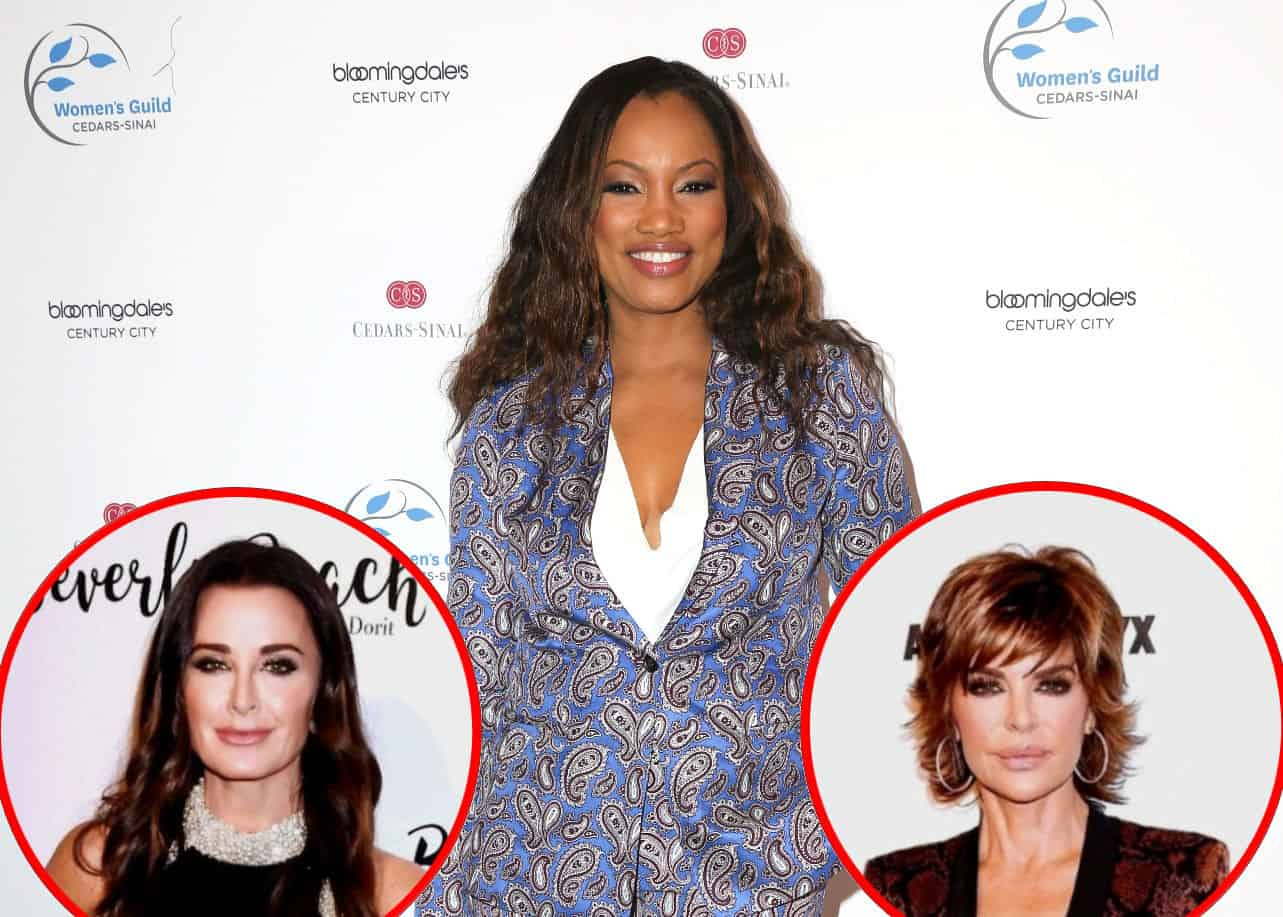 """RHOBH's Garcelle Beauvais Slams Costars as Actors Who Don't Show Who They """"Really"""" Are, Says She Doesn't Want to """"Fake It"""" With Kyle Richards or Lisa Rinna, Does She Follow Them on Instagram?"""