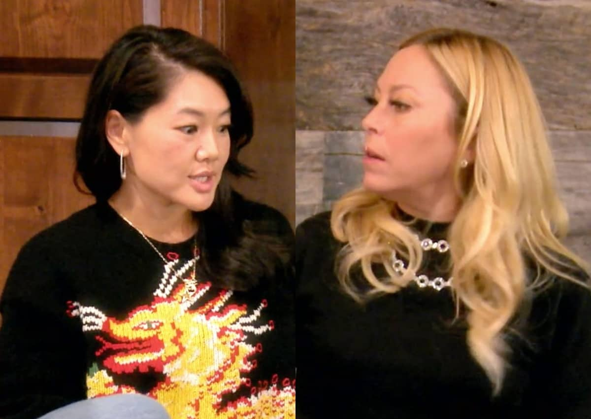 RHOBH Recap: Crystal and Sutton Butt Heads in Lake Tahoe as Garcelle and Kyle Squash Their Beef