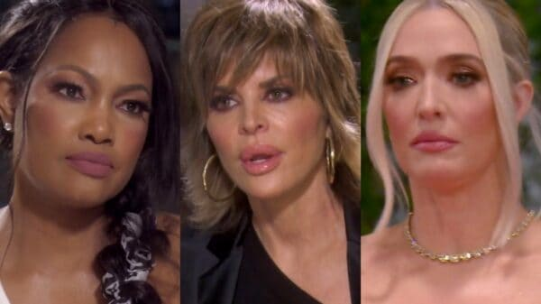 RHOBH Premiere Recap: Garcelle Confronts Lisa Over Treatment of Denise, Erika Opens Up About Taking Anti-Depressant, Plus Kathy And Crystal Make Their Debut