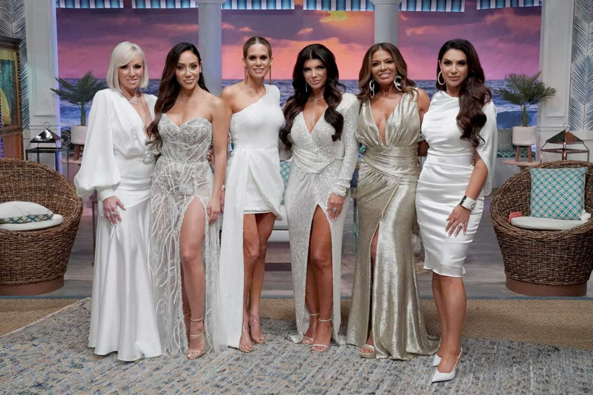 """REPORT: RHONJ Cast Thinks Jennifer Aydin Isn't """"Authentic"""" and 'Starts Trouble For Storylines' as They're Team Melissa Gorga Following Social Media Feud"""