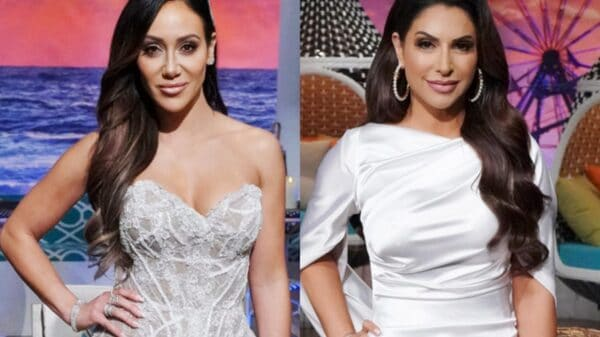"""Melissa Gorga Suggests Jennifer Aydin 'Threw Her Mom Under the Bus"""" For a Storyline And Slams RHONJ Costar as """"Fake and Conniving As An """"Unbothered"""" Jennifer Claps Back With Plenty Of Shade, Plus Reunion Live Viewing Thread"""