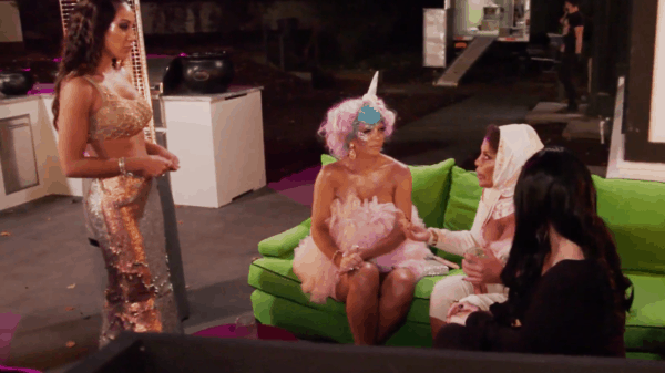 """RHONJ Finale Recap-Margaret and Joe Butt Heads Over """"Chauvinist"""" Comment as Dolores Confronts Melissa For Taking Poll on Her Relationship, Plus Jennifer Celebrates Anniversary With 9 Carat Diamond"""