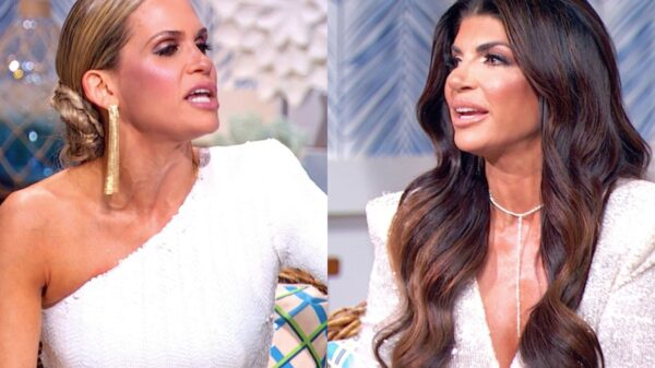 RHONJ Reunion Part 2 Recap: Teresa and Jackie hash Out Their Differences and Luis Joins the Reunion Stage, Plus Margaret and Jennifer Continue to Throw Jabs at Each Other