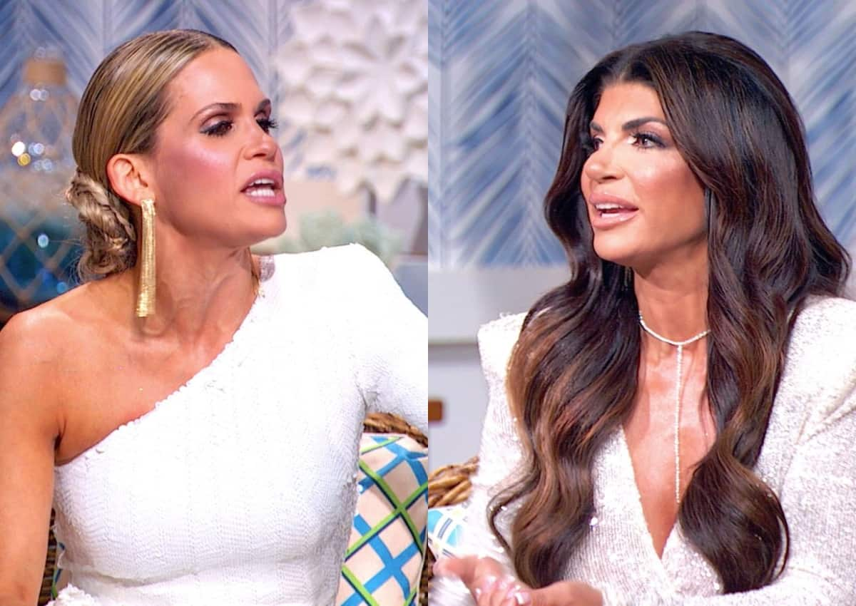RHONJ Reunion Part 2 Recap: Jackie and Teresa hash Out Their Differences and Luis Joins the Reunion Stage, Plus Margaret and Jennifer Continue to Throw Jabs at Each Other