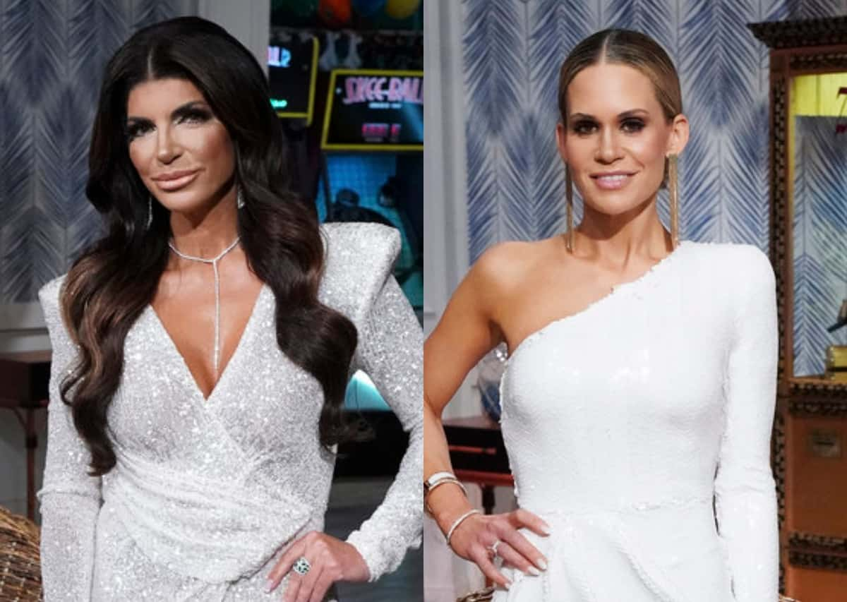 PHOTO: Teresa Giudice and Jackie Goldschneider Reunite for Tennis Match Amid Filming on RHONJ Season 12, Have They Make Amends After Cheating Drama?