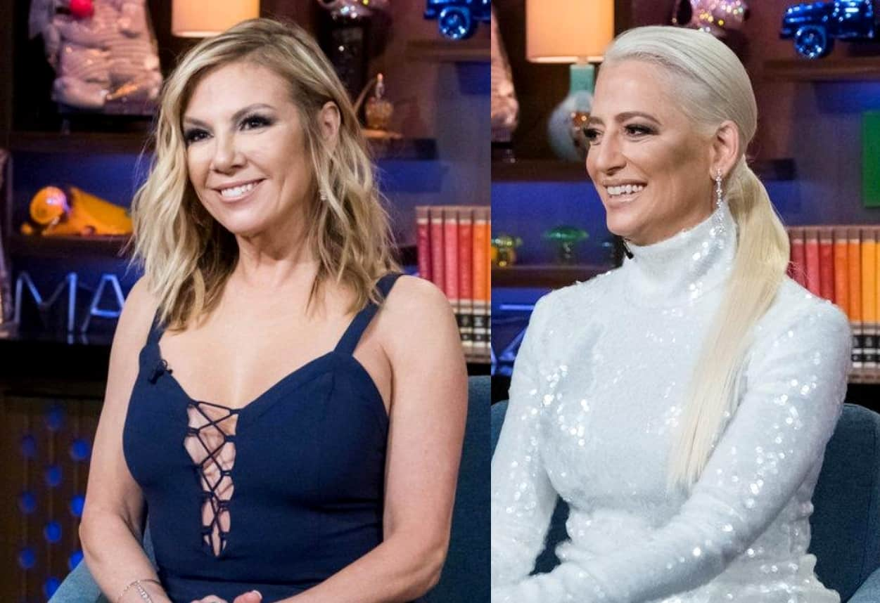 RHONY: Ramona Singer Claims Dorinda Medley No Longer Lives In NYC Since She Can't Live Rent-Free As Dorinda's Rep Speaks Out