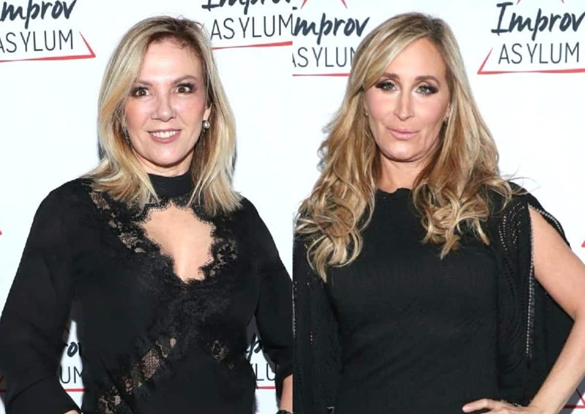 """RHONY's Ramona Singer Accuses Sonja Morgan of """"Making Up Stories"""" About Her and Suggests She's """"Disloyal,"""" Reveals the Most Likely to Get """"Drunk"""" and Biggest Spender, Plus Live Viewing Thread"""