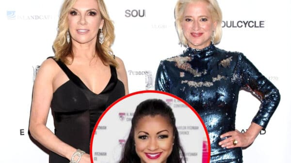 """RHONY's Ramona Singer Gives Update on Relationship With Dorinda Medley and Admits She """"Never Really Thought"""" About Adding Diversity to Show Before Eboni K. Williams"""