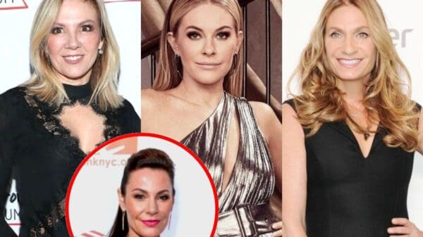 RHONY's Ramona Singer on What Led to Feud Between Leah and Heather as Luann Weighs In, Plus Luann Also Shares Dating Update
