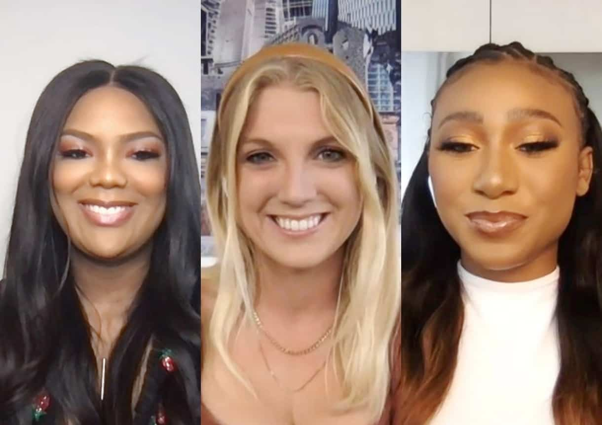 Riley Burruss, Avery Singer, and Noelle Robinson Reveal How Fame From the Real Housewives Negatively Affected Them and Share Favorite Quotes of Their Moms