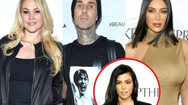 """Shanna Moakler Claims Ex Travis Barker Had """"Affair"""" With Kim Kardashian Which Led to Their Divorce as He Currently Dates KUWTK Star's Sister Kourtney Kardashian"""
