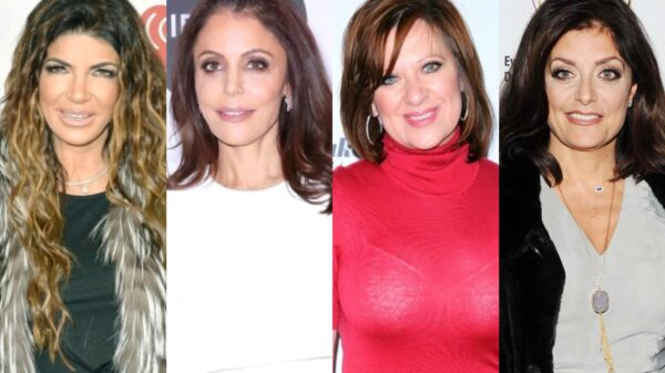 A List of the Top Ten Best Cooks on Real Housewives! Plus Open Post!