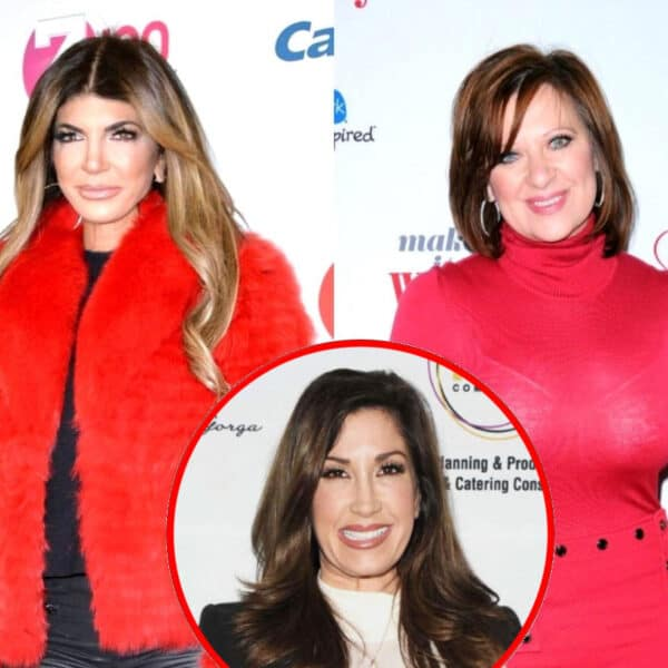 """RHONJ's Teresa Giudice Reveals Her One Regret With Caroline Manzo, If She's Open to Reconciling With Jacqueline Laurita as She Compares Their Falling Out to a """"Bad Divorce"""""""