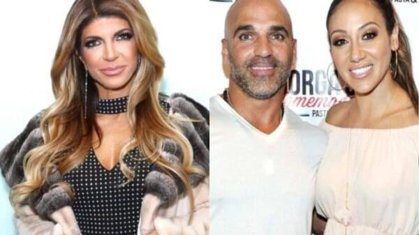 "RHONJ's Teresa Giudice On Why Melissa Gorga Should Give Joe ""More Attention"" and Denies He's Insecure, Plus She Sends Pricey Gift to Kenya Moore's Daughter"