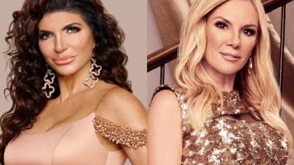 "Teresa Giudice Teases Drama With Ramona Singer on Housewives Mashup, Reveals Her Closest Costar and Talks Being ""Attacked"" for Years on RHONJ"