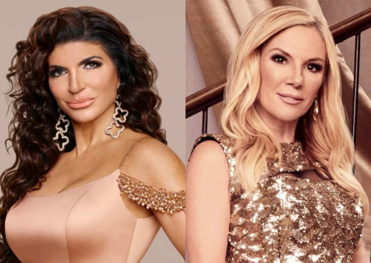 """Teresa Giudice Teases Drama With Ramona Singer on Housewives Mashup, Reveals Her Closest Costar and Talks Being """"Attacked"""" for Years on RHONJ"""