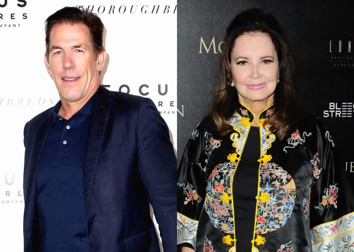 """Thomas Ravenel Exposes Patricia Altschul's """"Racist"""" Home Decor And Slams Bravo For Not Firing Southern Charm Star, See His Posts!"""