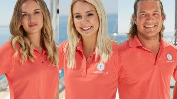 """Alli Dore Teases """"Emotional"""" Below Deck Sailing Yacht Reunion and Hints at Major Beef with Sydney Zaruba Following Love Triangle With Gary King"""