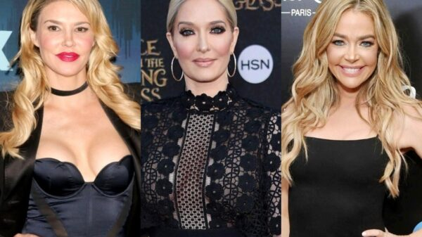 RHOBH's Brandi Glanville Shades Erika Jayne's Documentary and Says She Was Asked to Participate, Talks Reaching Out to Denise Richards After She 'Liked' Photo