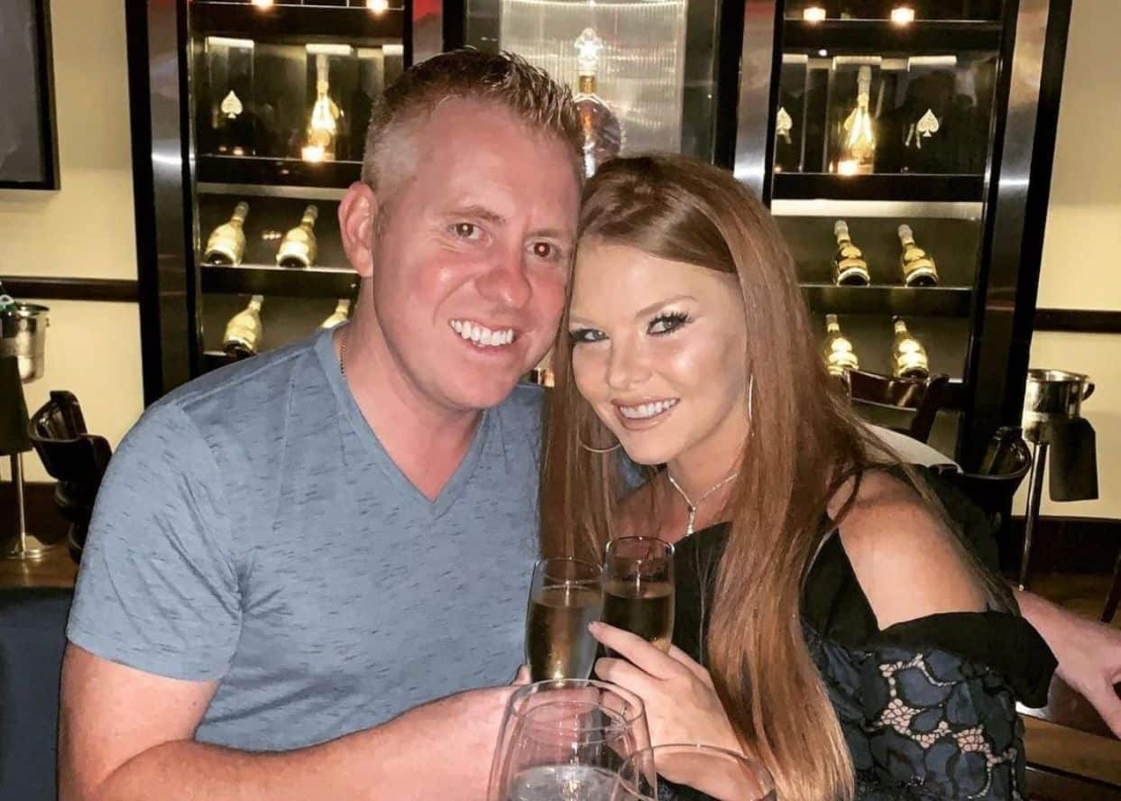 """REPORT: Woman Seen Kissing RHOD Star Brandi Redmond's Husband Bryan Comes Forward After Alleged """"Hookup,"""" Claims She Had """"No Idea"""" Who He Was"""
